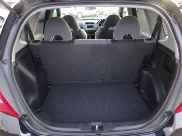 Japan Honda Jazz Black car Imports in United Kingdom