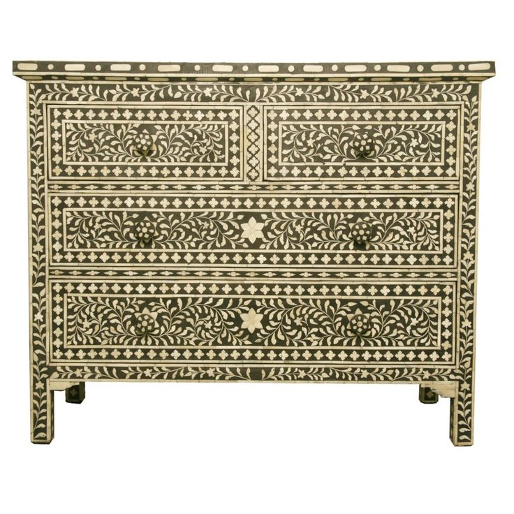 48 best Iris Furnishing Bone Inlay Furniture images on Pinterest