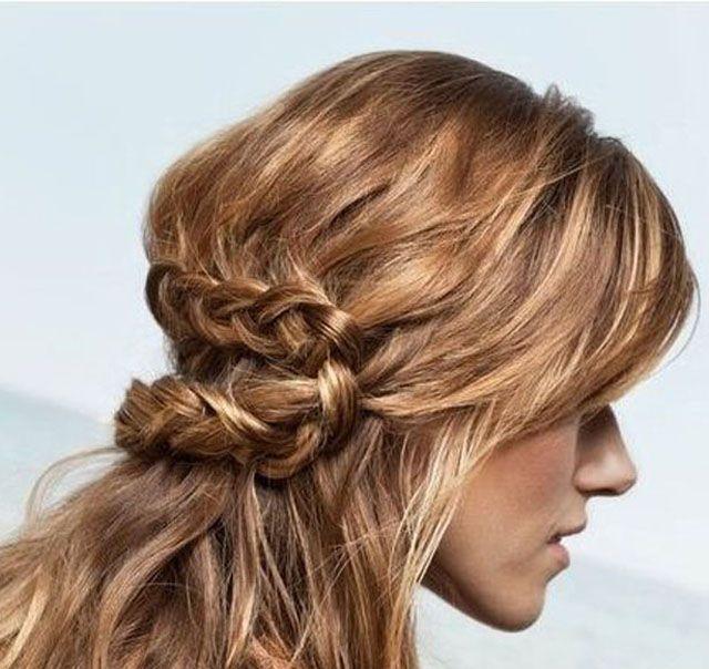 Acconciature capelli lunghi donna