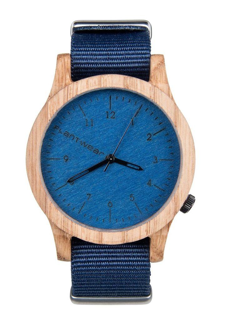Blue Edition - Oak