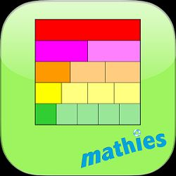 Fraction Strips by mathies | christinawirta