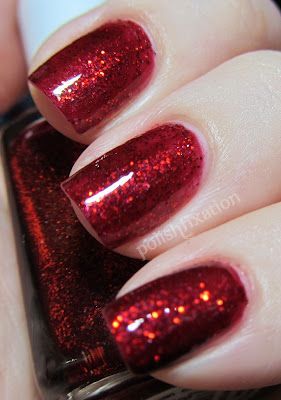 Essie: Red Ruby Slippers