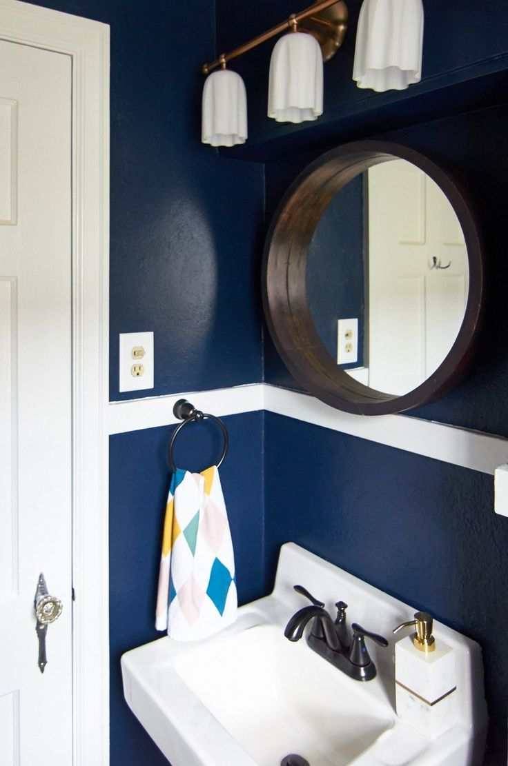 120 best Brilliant Blues - Blue Paint Colors images on Pinterest ...