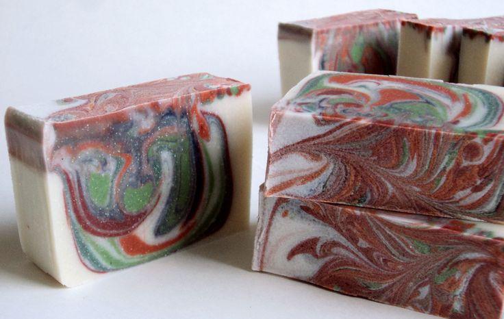 Hardwork colours - pumice soap
