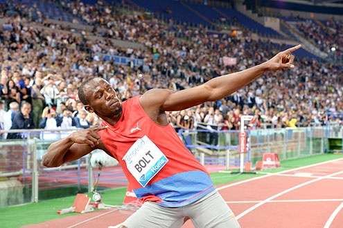 Usain Bolt, track and field (Jamaica)