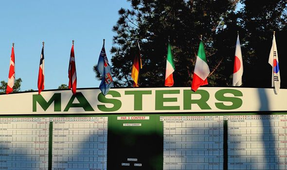 Masters leaderboard 2017 LIVE: All the scores from Augusta National Golf Club
