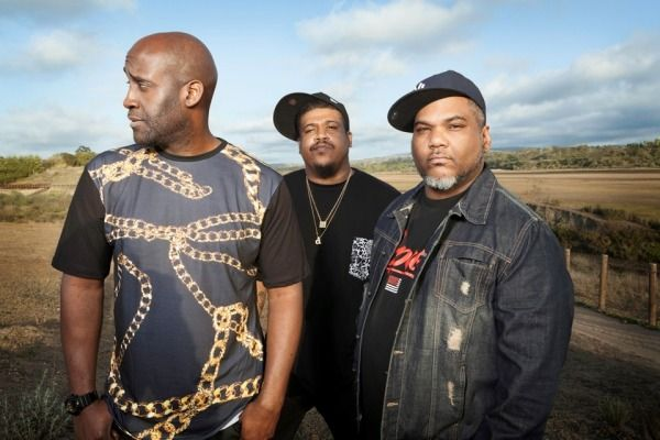 2016 Top ten acts for Womad New Zealand at the TSB Bowl of Brooklands: De La Soul (USA)