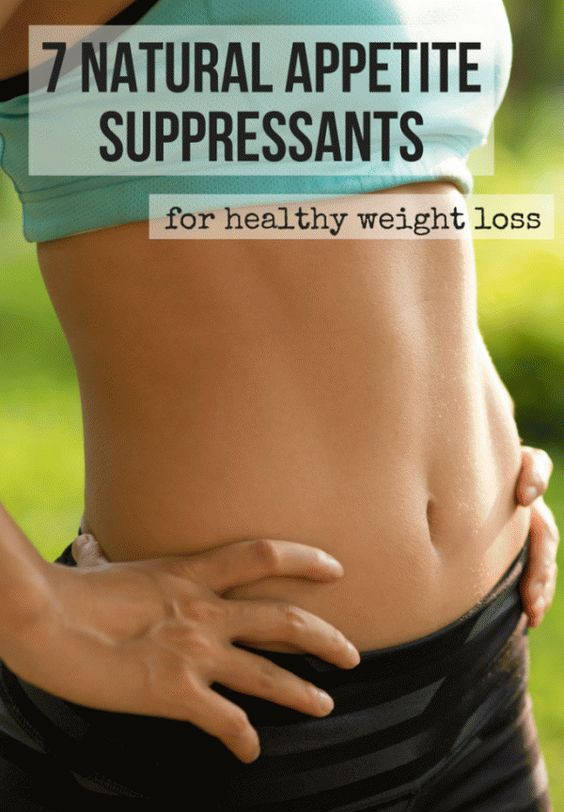 7 Natural Appetite Suppressants For Healthy Weight Loss – Lifee Too