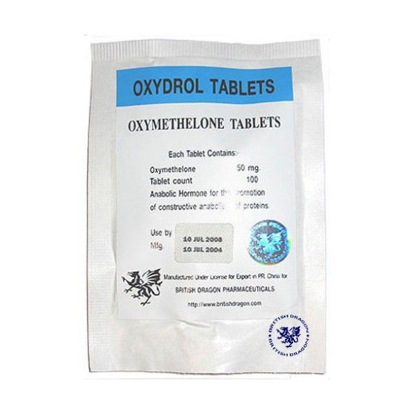 This is Oxydrol Tablets, produced by British Dragon Laboratories. It is a oral anabolic steroid, helps to produce red blood cells and treat anemia. Click this image.