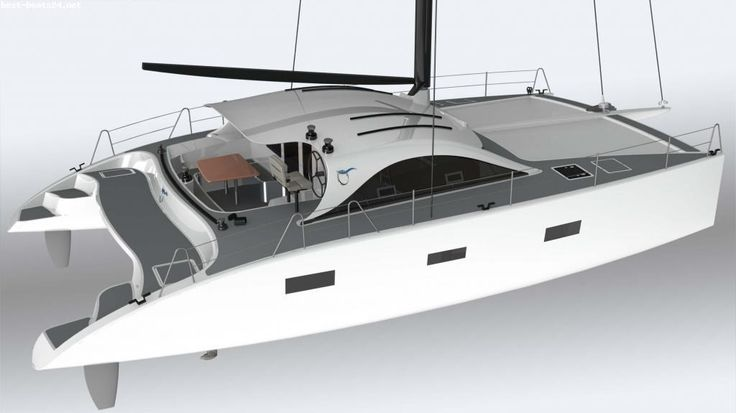 The up-and-coming Baltic States have a new yacht manufacturer. The Latvian catamaran brand O-Yachts intends to offer a small range of exclusive boats. The first ship will be the Class4, a catamaran that is 13.99 m and 7.60 m long. The goal is to unite high performance with great comfort. Two v...