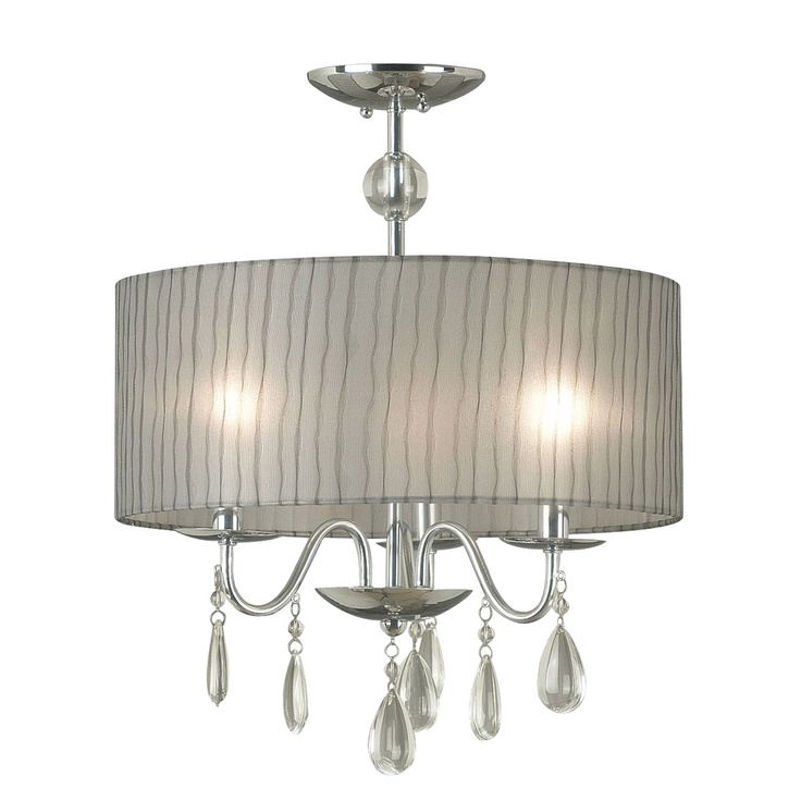 Chrome with its rich detailing glamorous design and romantic shape the kenroy home arpeggio pendant in chrome is one lighting fixture
