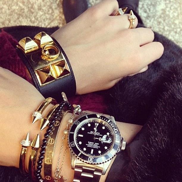 16 best images about Cartier Love Bracelet on Pinterest