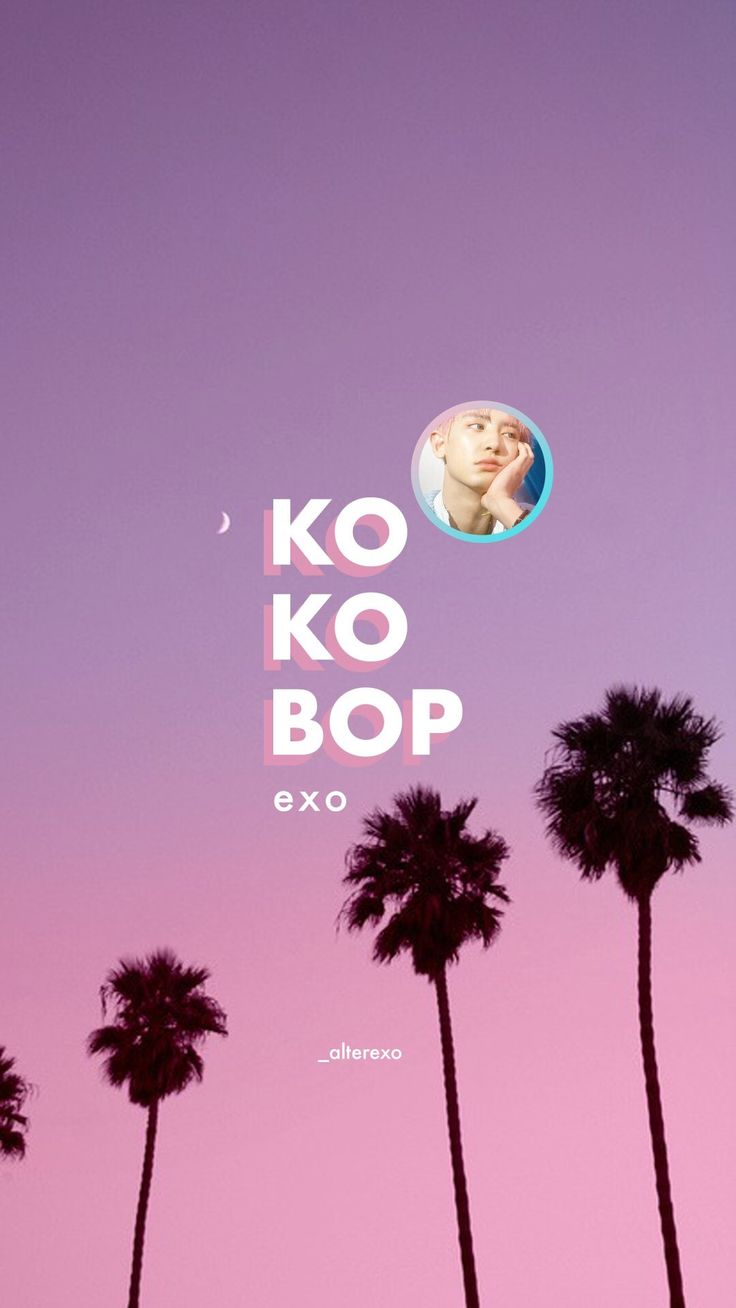 Ko Ko Bop  EXO wallpaper