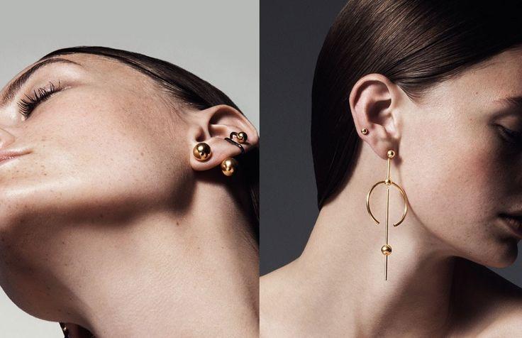 Style Crush: Maria Black Earrings | Lovika