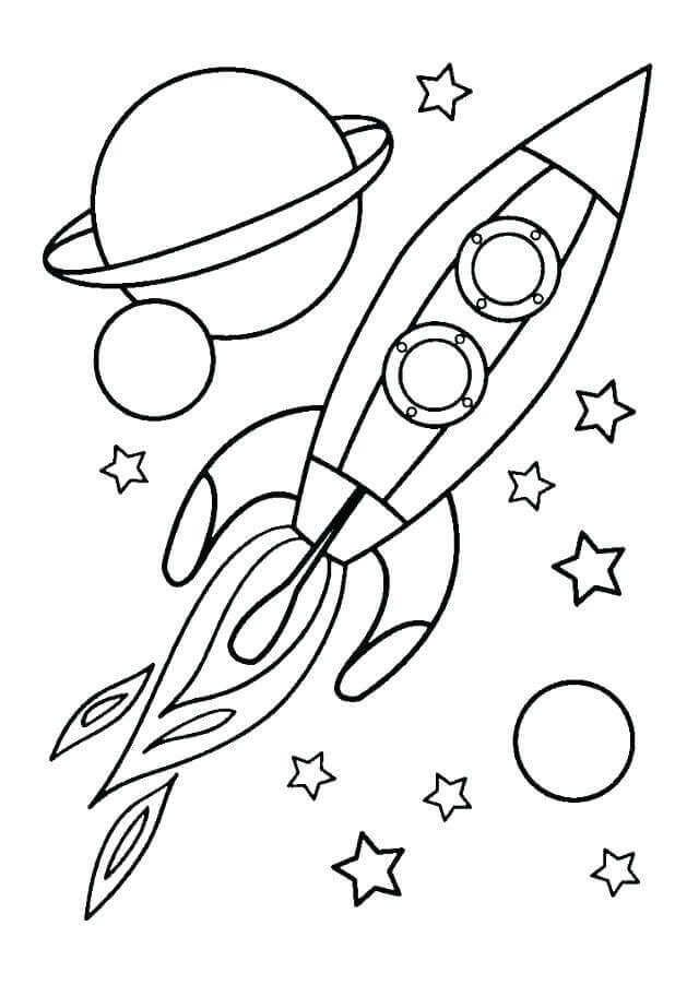 planet coloring pages collection