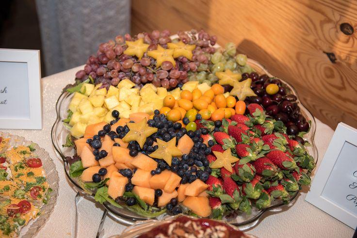 Fresh Fruit Display - Catering by Debbi Covington - Beaufort, SC