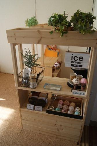 子ども用の「お店屋さんごっこ」後輩が、私が作ったものと同じものが作りたい!と言ってくれたので、詳しく作り方を載せてみようと思います。これで作れそうな方は作...
