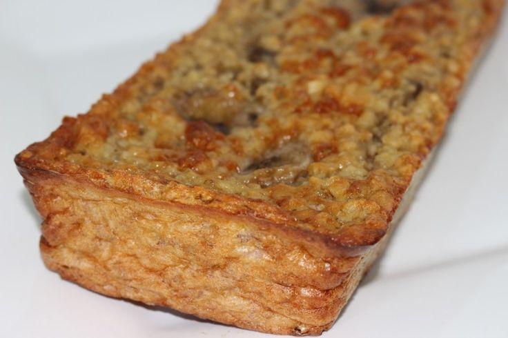 Le fameux banana bread ayant eu un succès flagrant, certaines m'ont demandé s'il était possible de le réaliser sans ajout d'amandes ou de chocolat. Eh bien…oui bien sûr ! J&…