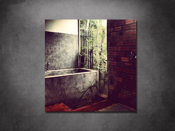 The Bath by Alex Laroux Get lost in the colors... Puchase on the Website