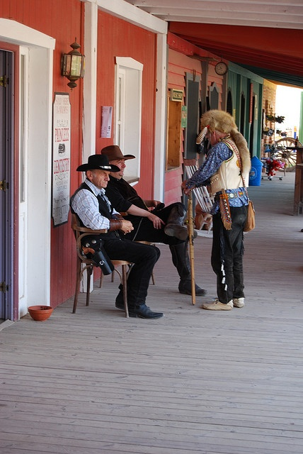work in Pullman City