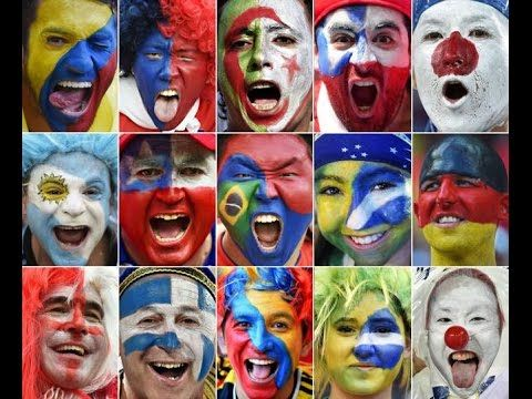 FUNNY FANS FACES FIFA WORLD CUP 2014 BRAZIL 1