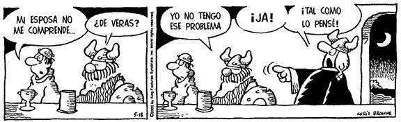 Asamblea Comics: OLAFO EL AMARGADO