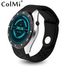 ColMi Smart Watch VS110 OS Android 5.1 3 Г WI-FI GPS Heart Rate Monitor Google Играть Погоды Нажмите Сообщение Телефонный Звонок Умный Часы //Цена: $US $116.39 & Бесплатная доставка //  #electronics #гаджеты