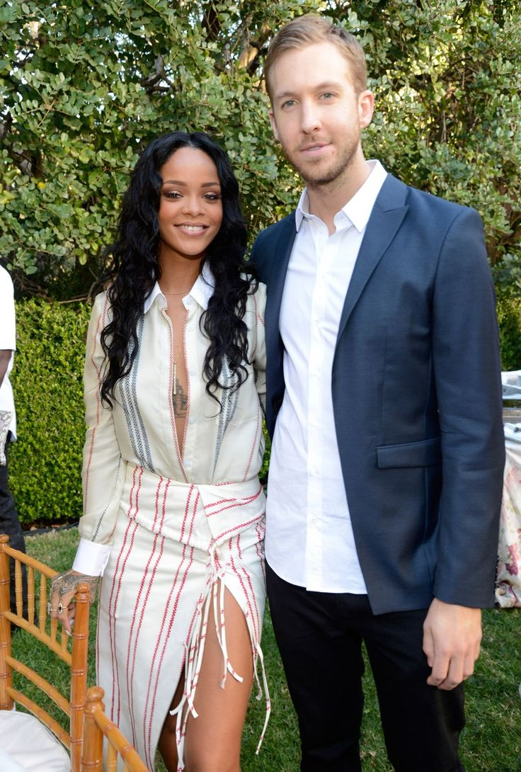 Rihanna; Calvin Harris; Reunite; This Is What You Came Here For