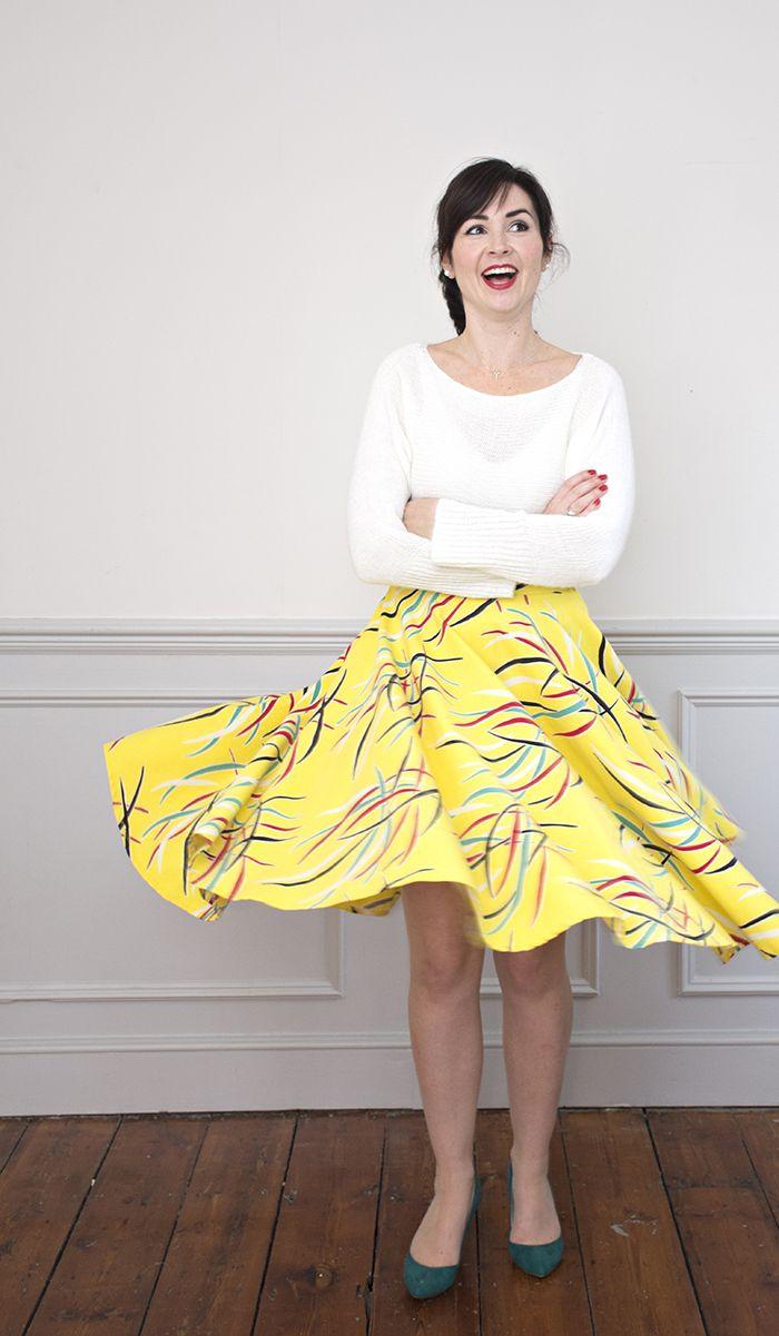 the 25+ best circle skirts ideas on pinterest   diy circle skirt