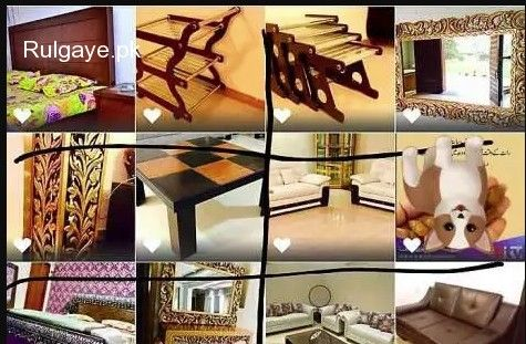 10000 ka sirf LED Table hai.Baqi Saman ki elehda price h Reason Going abroad Just Calls no msgs  FOR PIX SND ME MSG ON WHATSAPP 0.3.0.4.4.0.1.0.4.8.2  I am selling dining,Beds,Centr table,#sofa  set,#led #table ,Carving Wall Mirror,Console,Room Chairs,Floor Lamp, Carpet, Rugs,Almariyaan and electronics of my personal use