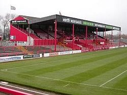Doncaster Rovers old ground