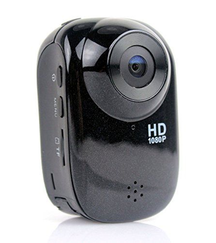Stoga CGT001 HD 1080P Sport Action Helmet Camera Waterproof DV Dash Camera Mini…