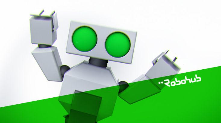 Robohub is a top 10 brand in robotics  #robohub #top10brand #robotics #robots #technews