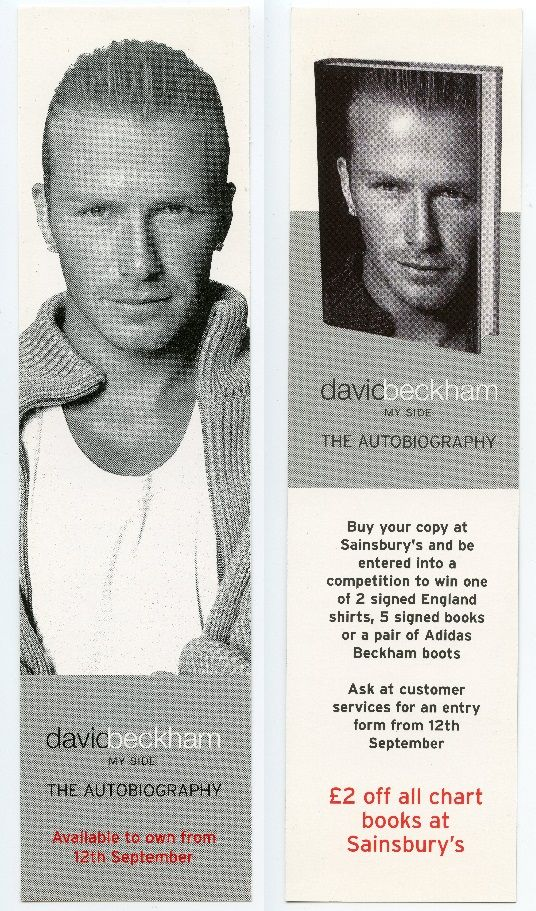 My Side - David Beckham