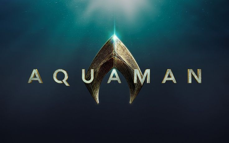 Aquaman, 2017, Justice League, Emblem, logo, superhero