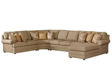 Shop for Henredon Fireside Sectional, H2000-Sectional, and other Living Room Sectionals at Stacy Furniture in Grapevine, Allen, Plano, TX.