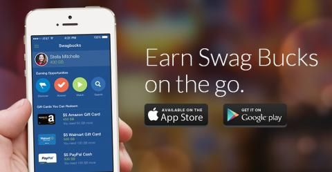 Saving 4 A Sunny Day: Fridays Are Now Mobile Swagbucks Day!