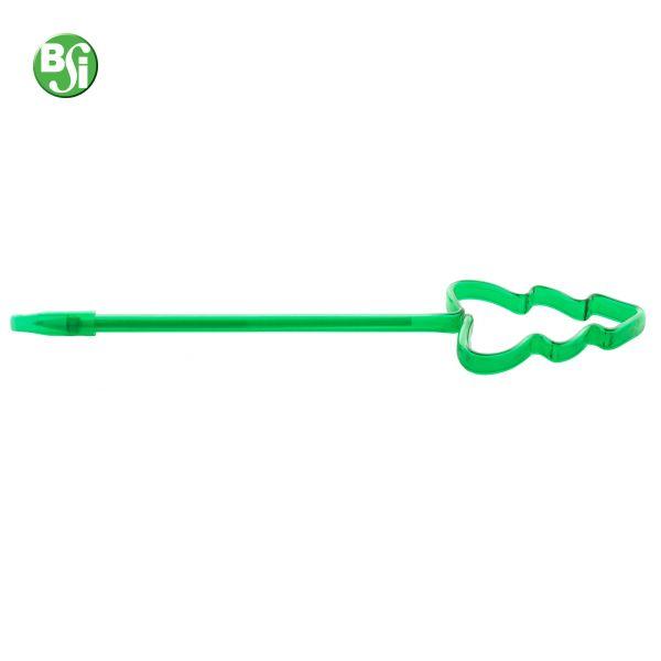 Penna a sfera in plastica con albero di Natale. Disponibile nei colori: Rosso, Blu, Verde.   #natale #penna #gadgetpersonalizzati #gift #gadget #christmas