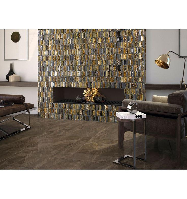 Mosaik - Kakelmonster   Mosaik Reggae 30.3x34