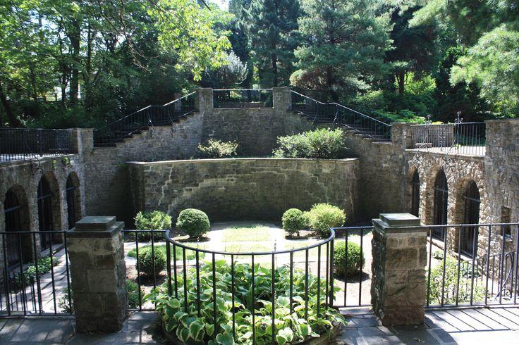 Sunken Gardens, Highland Park, Rochester, NY