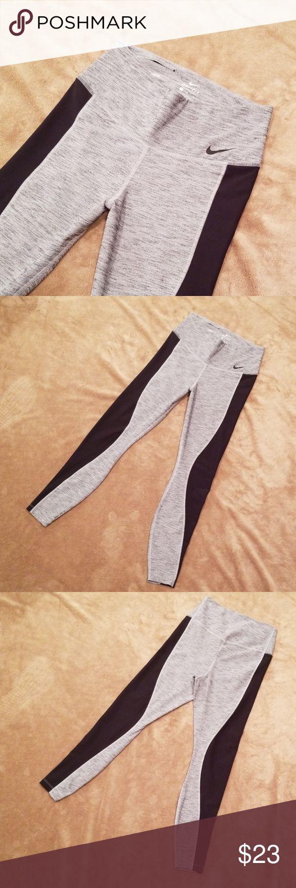 NIKE womens high waist leggings High waist, eco-friendly Nike leggings.  Interio…