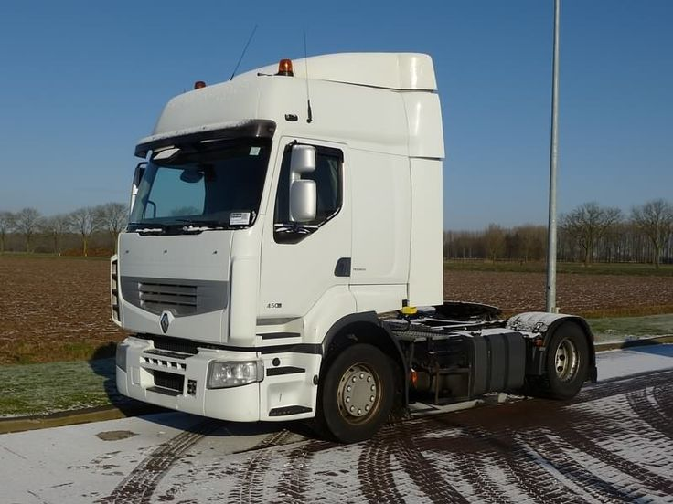 For sale: Used and second hand - Tractor unit RENAULT PREMIUM 450