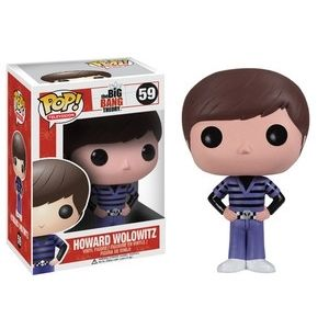 Howard Wolowitz Pop Vinyl Pop Television | Pop Price Guide