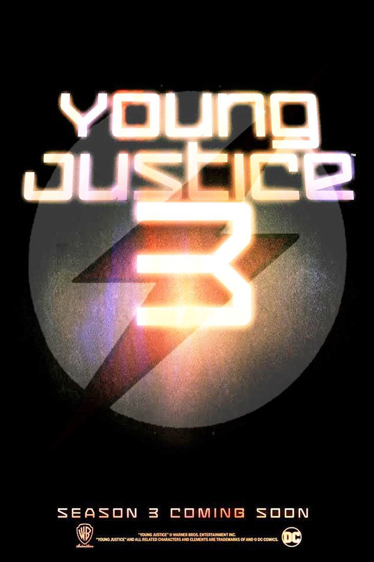 IT'S OFFICIAL! YOUNG JUSTICE SEASON 3! by PumpkinChans on DeviantArt