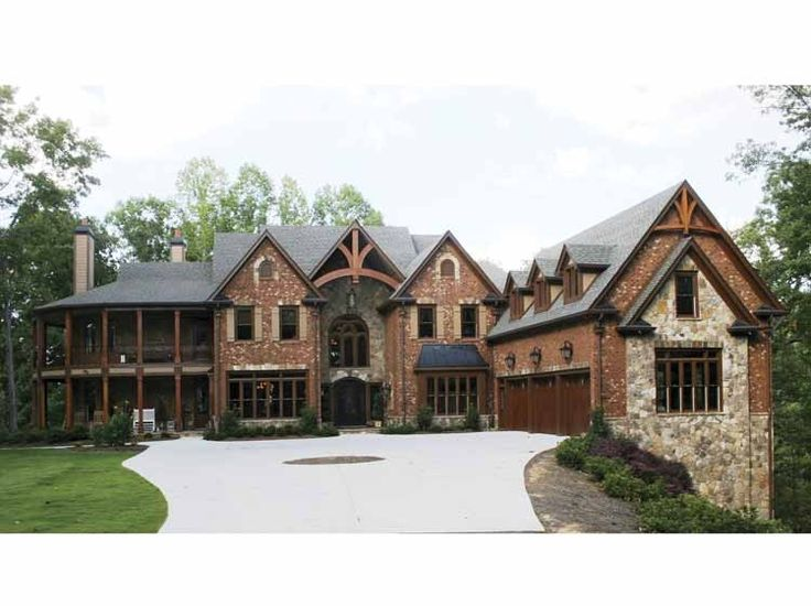 New American House Plan With 5745 Square Feet And 4 Bedrooms From Dream  Home Source |