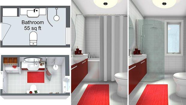 Bathroom Designs Idea Can I Design My Own Bathroom In 2020