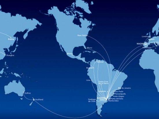 Aerolineas argentinas 4 550x411 Aerolineas argentinas Telefone Brasil