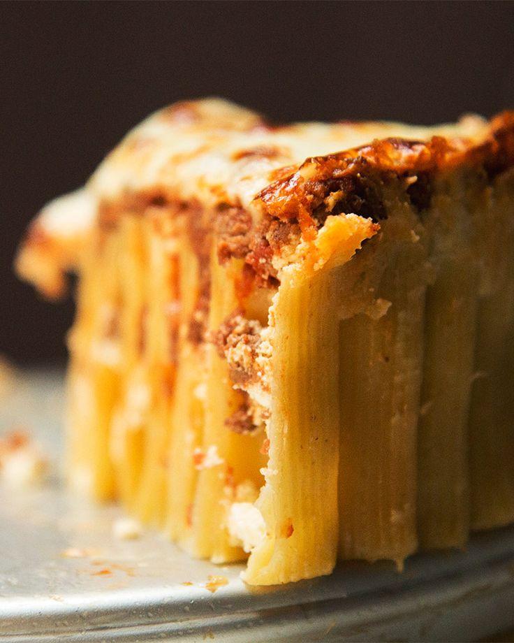 Rigatoni Pie
