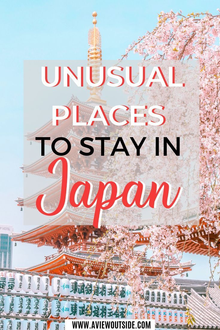 Where to Stay In Japan: The Ultimate Guide