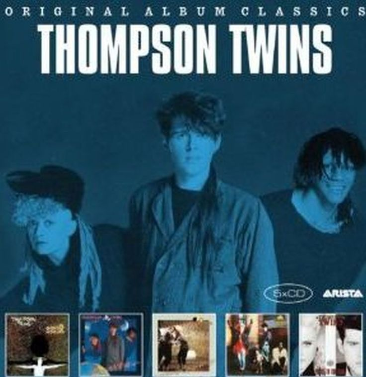 THOMPSON TWINS**ORIGINAL ALBUM CLASSICS**5 CD SET